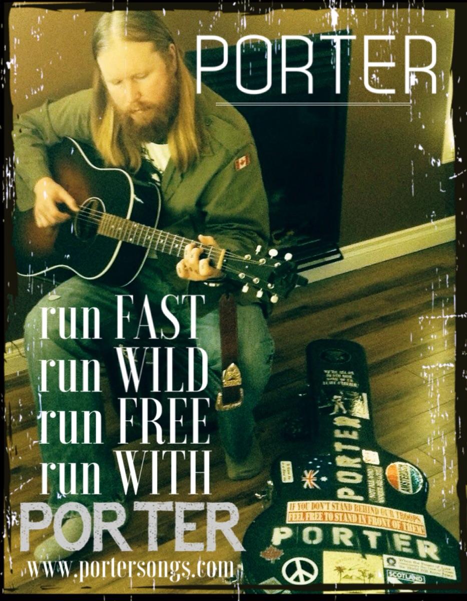 Run with porter