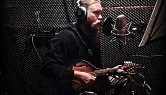 First of the new recording sessions